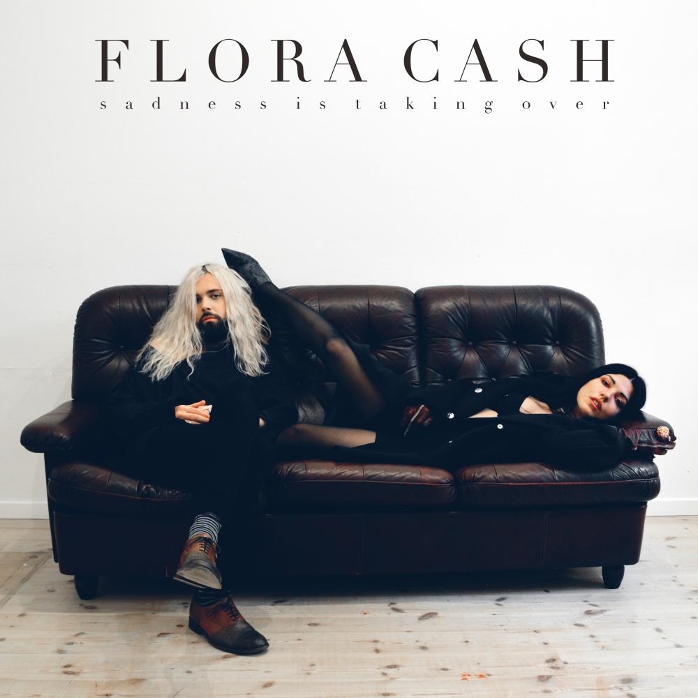 Flora Cash - Sadness Is Taking Over (Artwork)